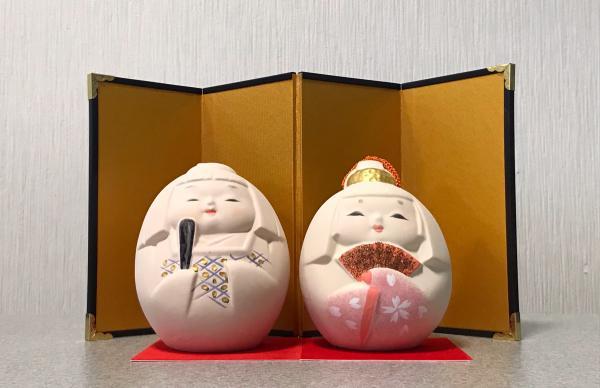 博多人形 雛人形