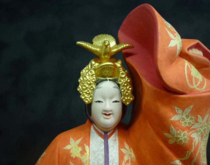 博多人形お写真5