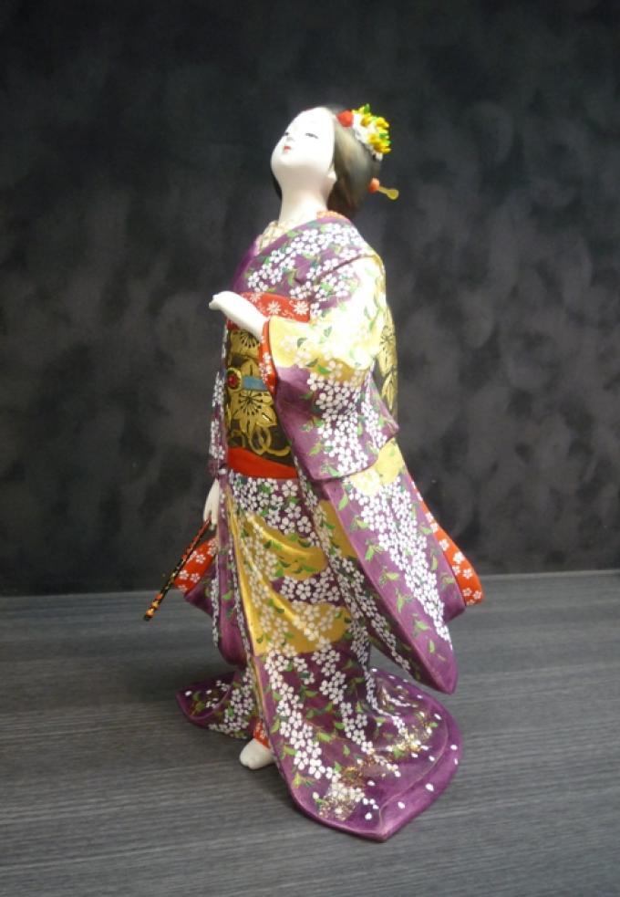 博多人形お写真3