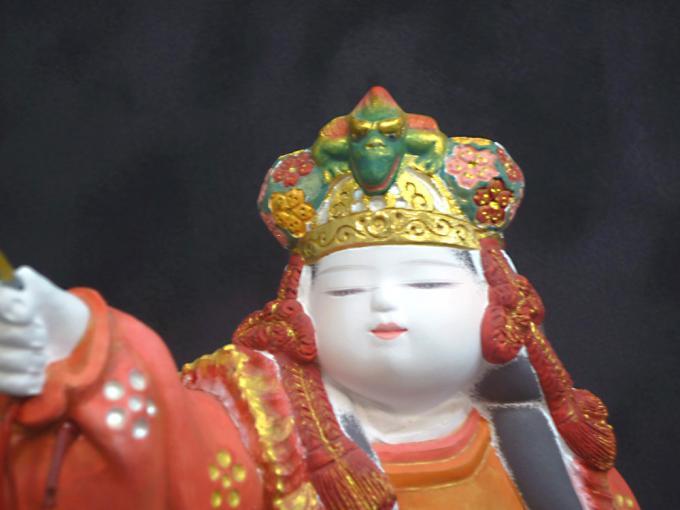 博多人形お写真2