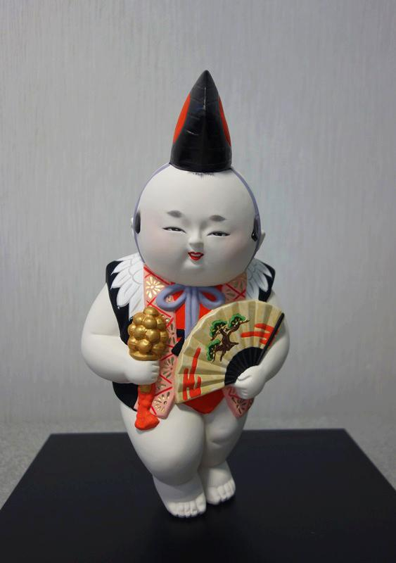 博多人形お写真1